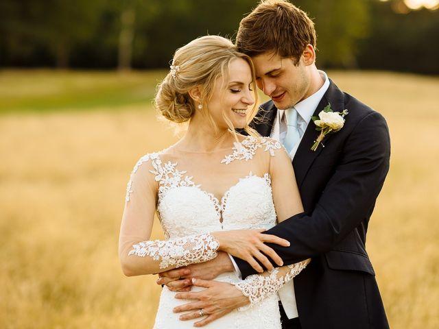 Jen & Simon's wedding