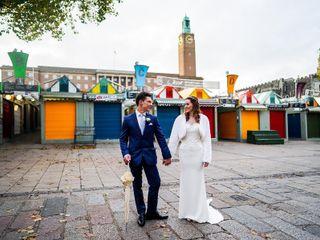 Catherine & Jack's wedding