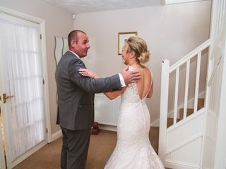 Tasha Moodie & Tom Moodie's wedding 1