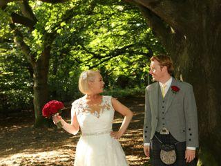 Donna & Stephen's wedding