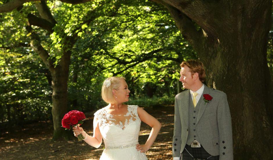 Stephen and Donna's wedding in Edinburgh, City of Edinburgh