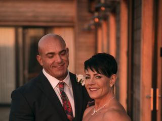Gail & Steve's wedding 1