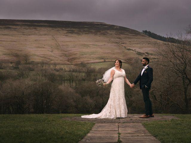 Laura & Suneet's wedding