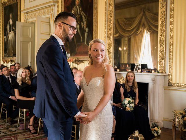 Ellie & Geoff's wedding