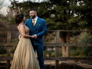 Alia & Lee's wedding