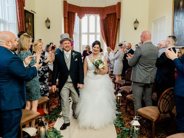 Cat & Dom's wedding