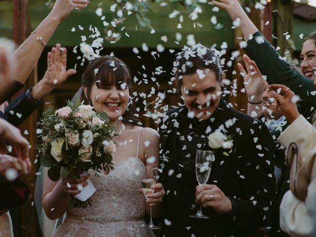 Georgia & Aiden's wedding