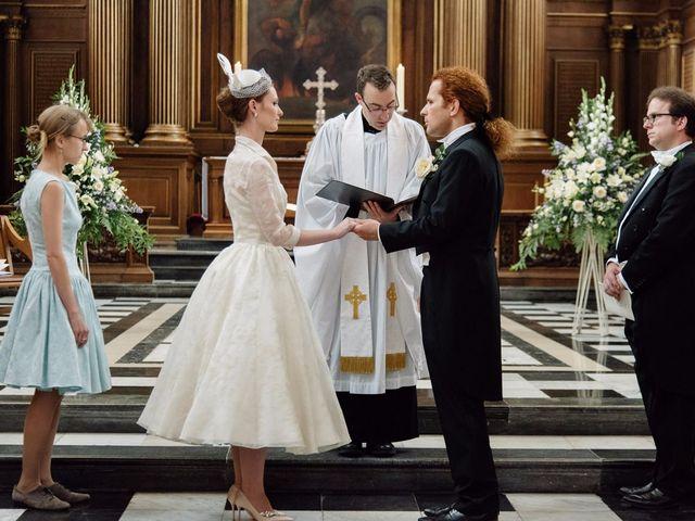 Timothy and Alina's wedding in Cambridge, Cambridgeshire 2