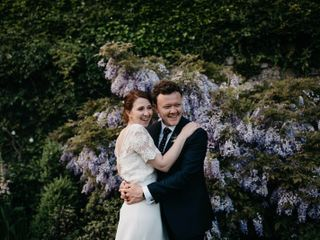 Emma & James's wedding