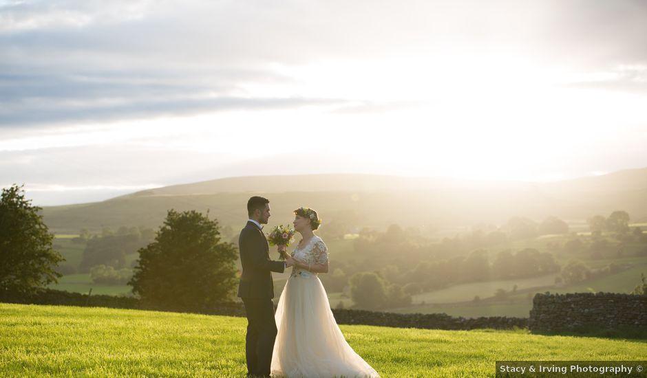 Hannah and Danil's wedding in Leyburn, North Yorkshire