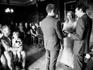 Paul & Caroline's wedding