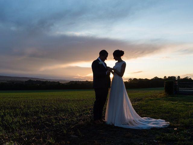 Matt and Dominique's wedding in Fittleworth, West Sussex 2