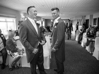 Craig & Lisa's wedding 1