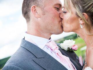 Craig & Lisa's wedding