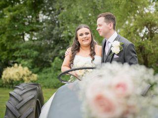 Danni & Paul's wedding