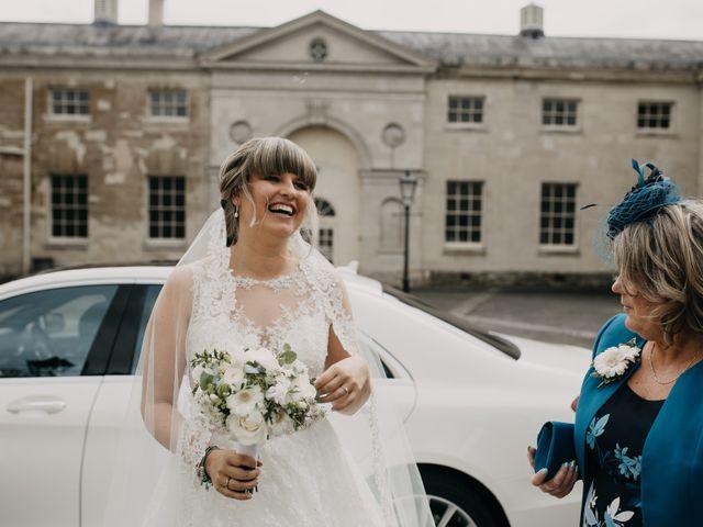 Ben and Anna's wedding in Woburn, Buckinghamshire 10