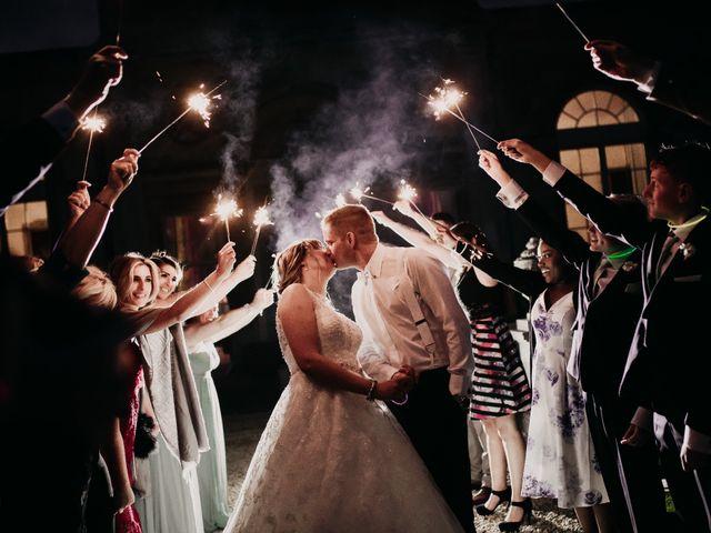 Anna & Ben's wedding