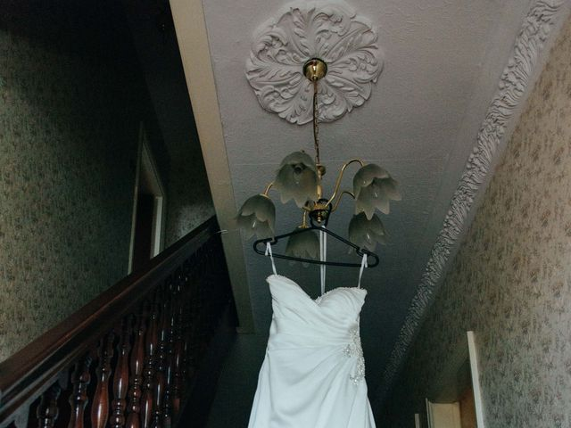 Mike and Jessica's wedding in Manchester, Greater Manchester 6