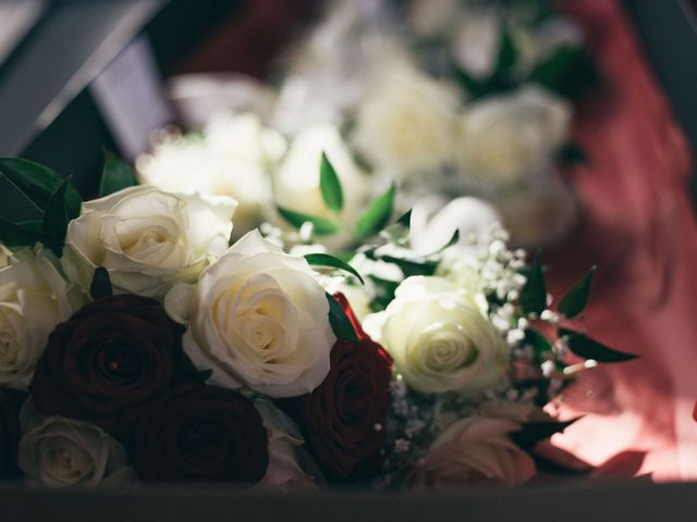 Mike and Jessica's wedding in Manchester, Greater Manchester 7