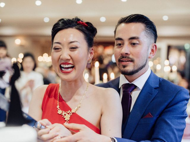 Mike and Jessica's wedding in Manchester, Greater Manchester 3