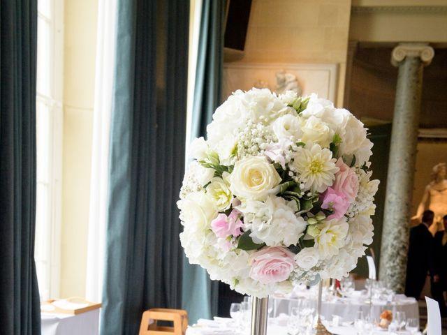 Reece and Samantha's wedding in Woburn, Buckinghamshire 9
