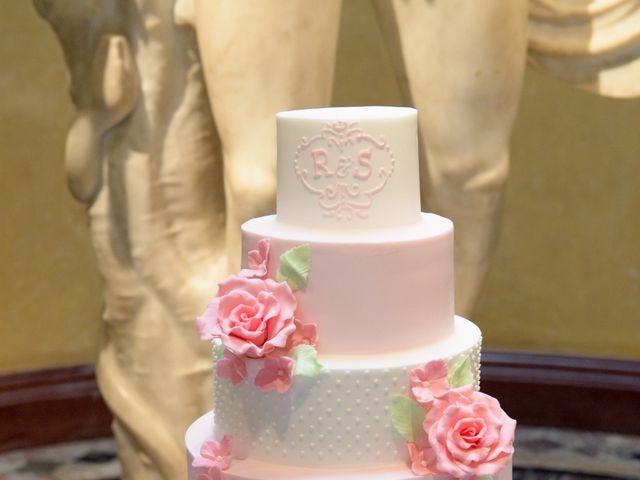 Reece and Samantha's wedding in Woburn, Buckinghamshire 10