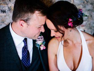 James & Nina's wedding