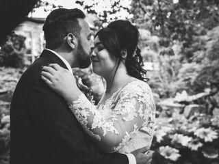 Wayne and Laura & Bradley's wedding