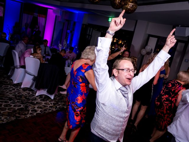 Bradley and Wayne and Laura's wedding in Wilmslow, Cheshire 5