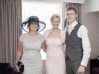 Karon & Carl's wedding 1