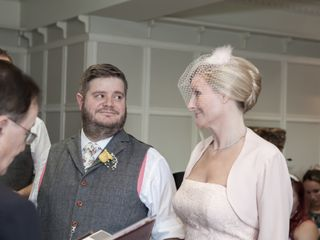 Karon & Carl's wedding 2