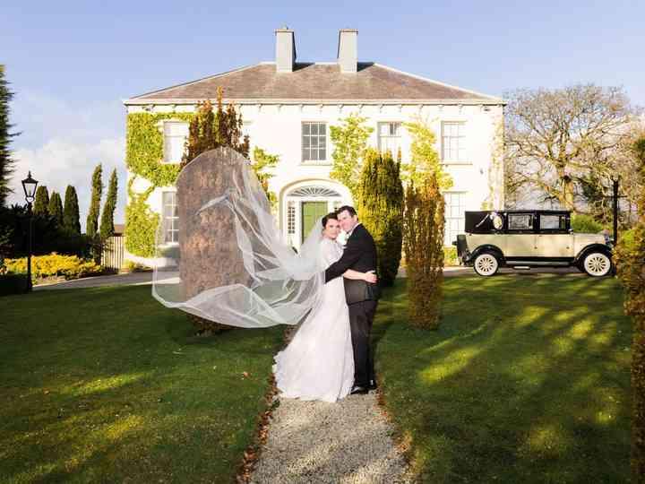 Nicola & John's wedding