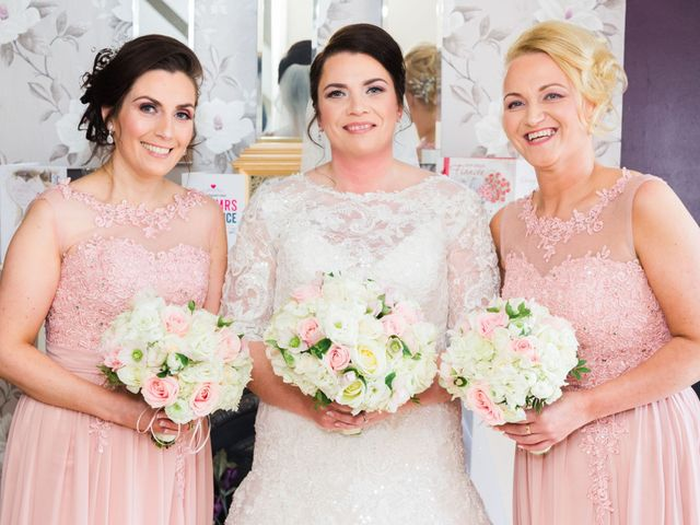 John and Nicola's wedding in Londonderry, Derry City 7