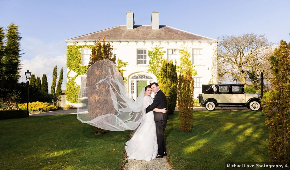 John and Nicola's wedding in Londonderry, Derry City