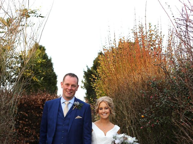 Lydia & Mike's wedding