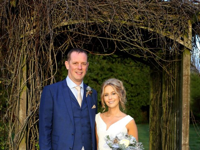 Mike and Lydia's wedding in Colwall, Worcestershire 5