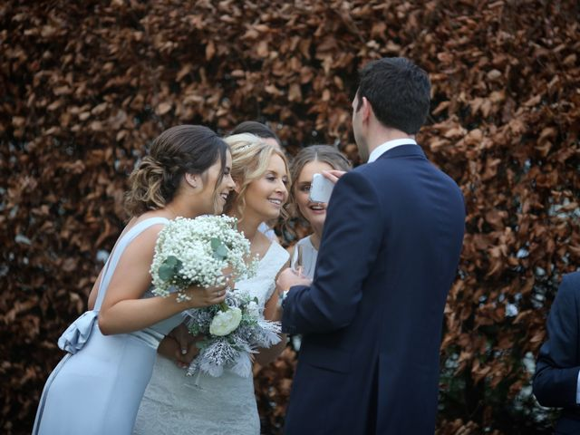 Mike and Lydia's wedding in Colwall, Worcestershire 8