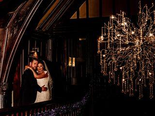 Kirsten & Alex's wedding
