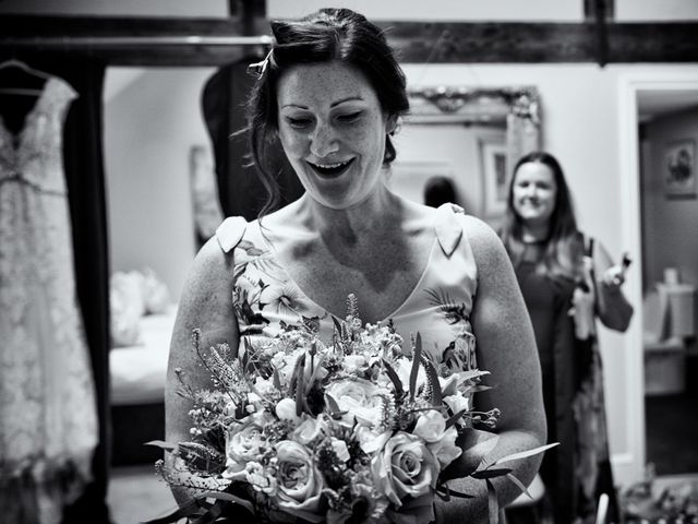 Ross and Lowenna's wedding in Malvern, Worcestershire 6