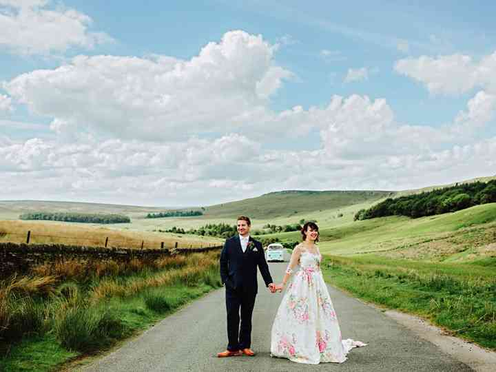 Briony & Sam's wedding