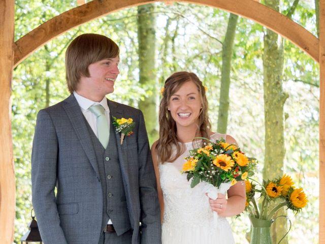 Emma & Joe's wedding