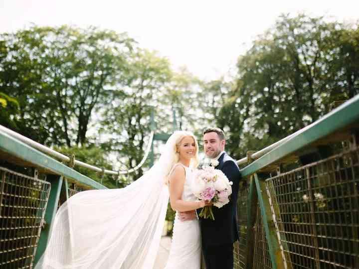 Eimear & John's wedding