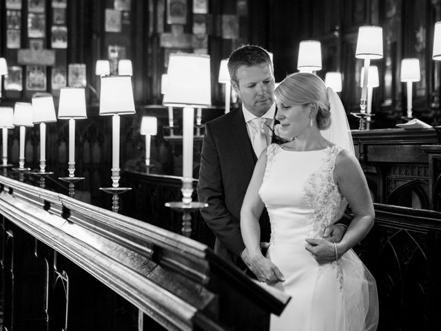 Catherine & Lee's wedding