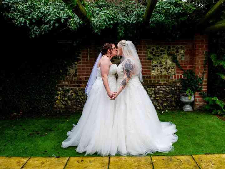 Danielle & Debbie's wedding
