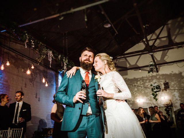 Neil and Mari's wedding in Liverpool, Merseyside 9