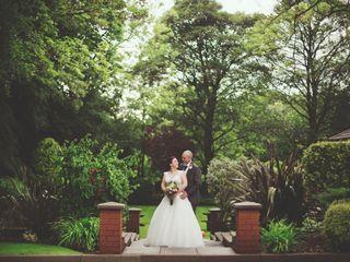 Michael & Zoe's wedding