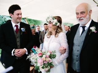 Andy & Sally's wedding 3