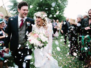 Andy & Sally's wedding