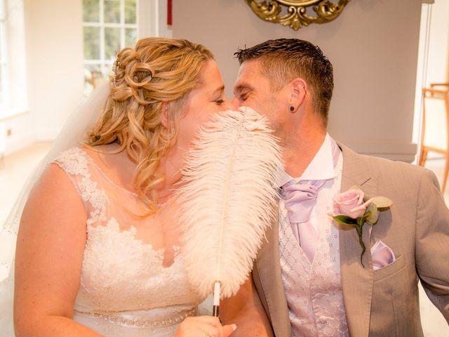 Lesley & Jason's wedding