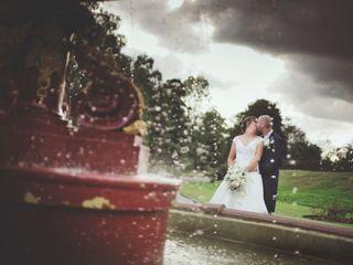 James & Melanie's wedding